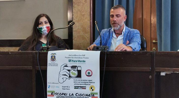 """Il Consigliere Maura presenta insieme a diverse associazioni il concorso fotografico """"Riscopri la Ciociaria"""""""