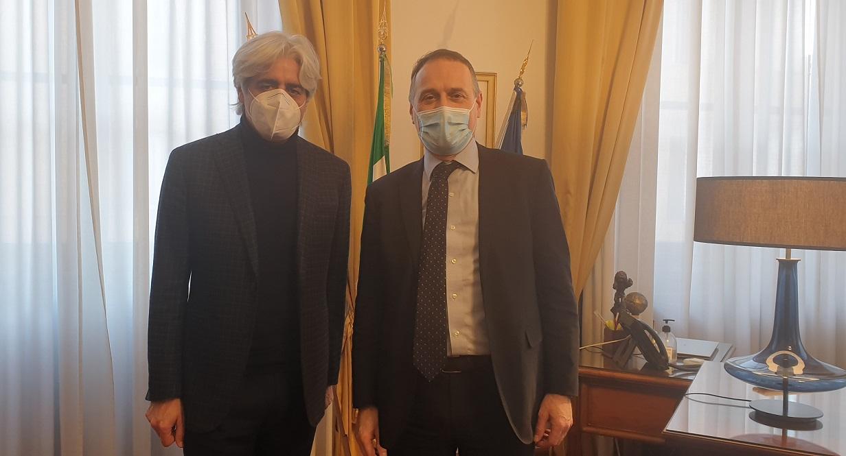Gaetano Palombelli nuovo DG di UPI Lazio. Nominato dal presidente Pompeo