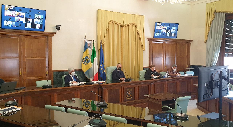 """Provincia di Frosinone – Formazione, Pompeo: """"Una struttura nuova e rispondente alle attuali esigenze"""""""