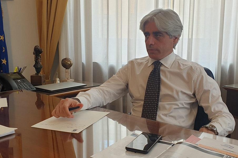 Pompeo in Conferenza Stato-Città: la soluzione su rimborsi addizionale energia elettrica