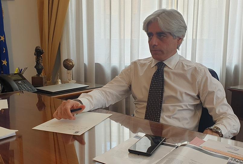 Selezionato il progetto della Provincia di Frosinone per la nuova scuola al Casaleno