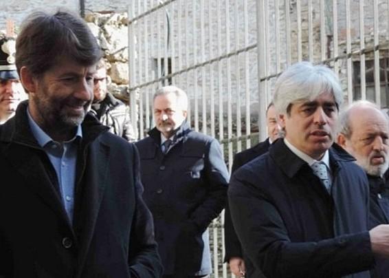 Salvo l'Archivio di Stato dopo l'intervento di Pompeo presso il ministro Franceschini